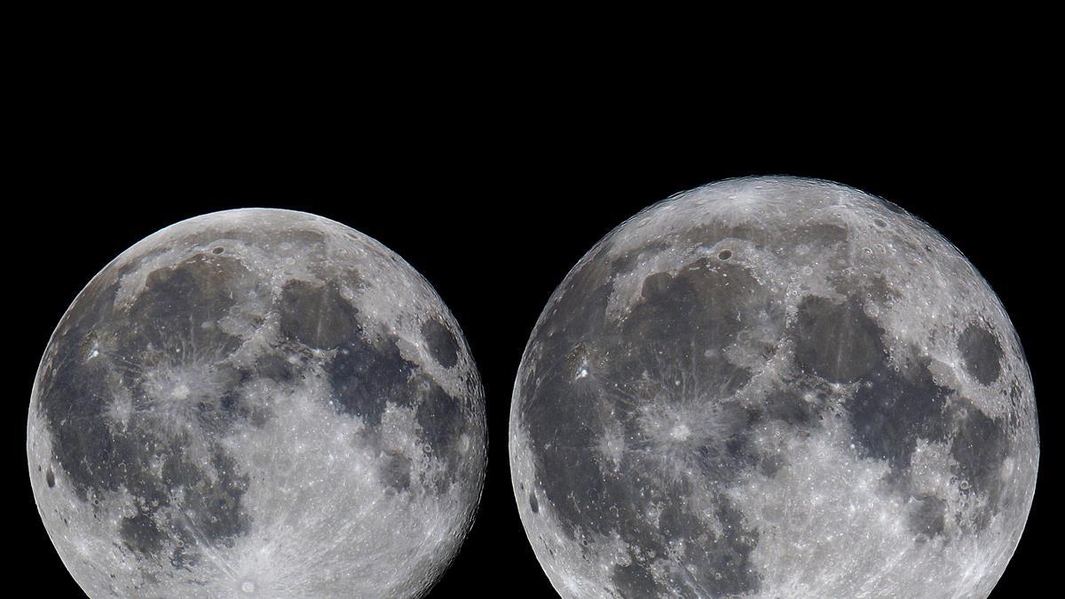 超級月亮這天要來了 天文館預告:比滿月更大更亮