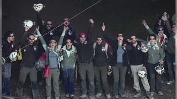 15男女山洞隔離沒手機40天 重見天日竟喊:想回去