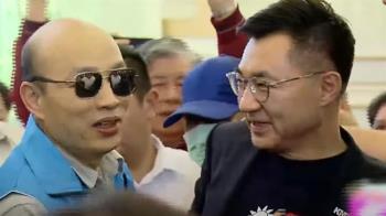 傳韓國瑜選主席機率大增 江啟臣:平常心看待