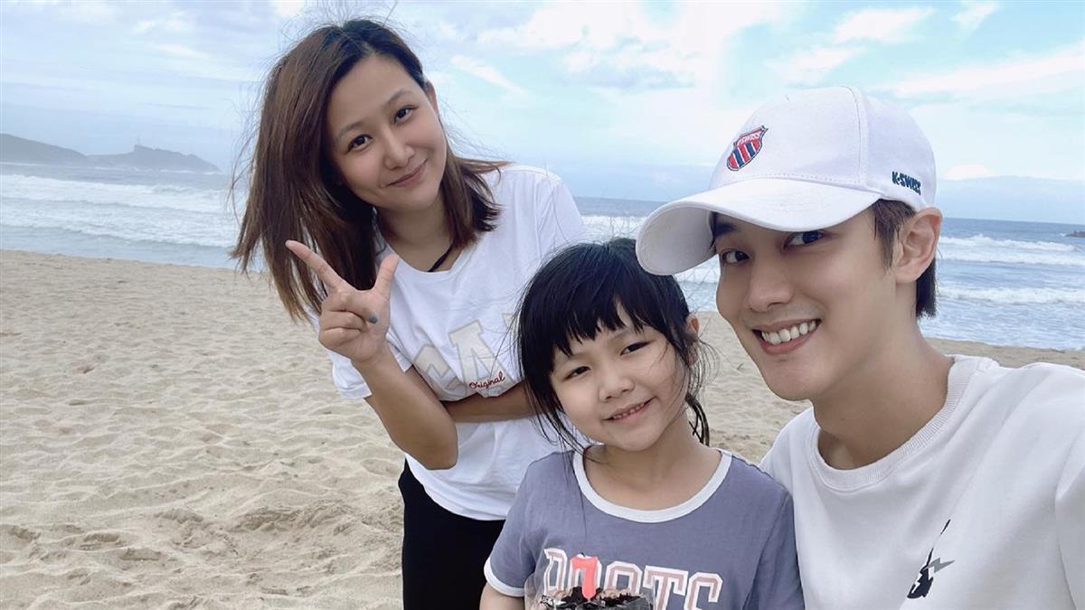 妮妮7歲了!拒慶生原因超催淚 Kim感動:永遠愛妳