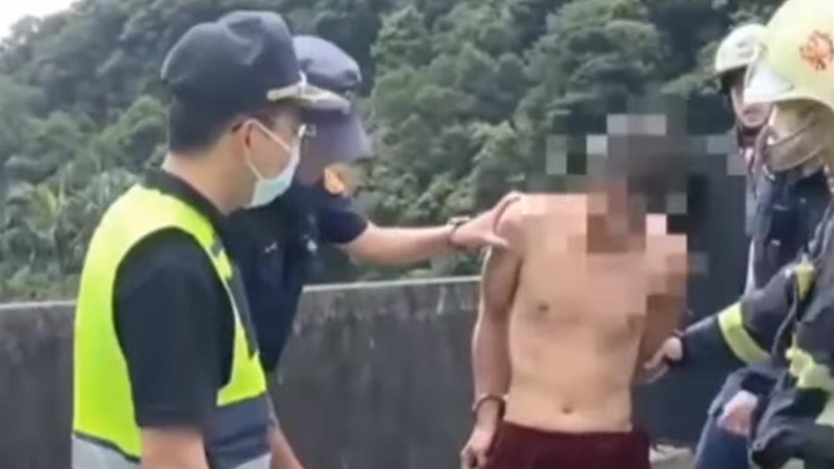「不給飯天天來!」男持刀嚇餐廳、拿石砸警 遭判刑5月及拘役