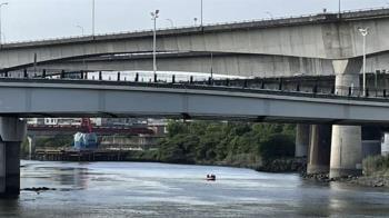 快訊/北市中山橋下驚見浮屍 民眾見這幕嚇壞報警