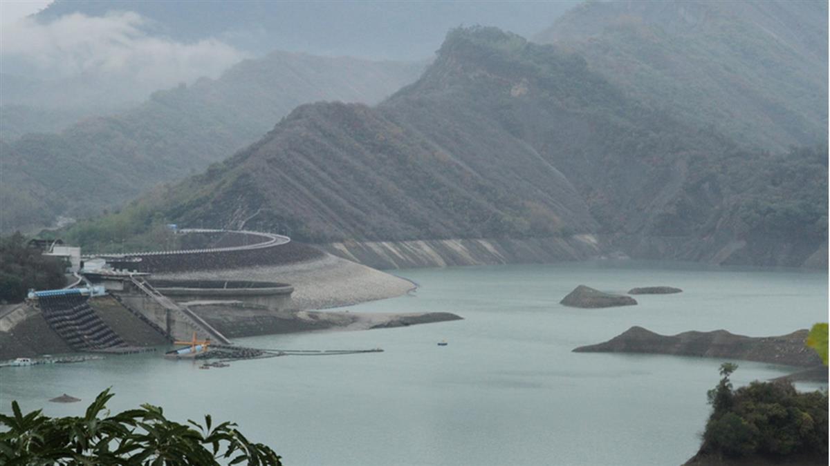雨下對地方!各地水庫大進帳 替全台帶「62萬噸水量」