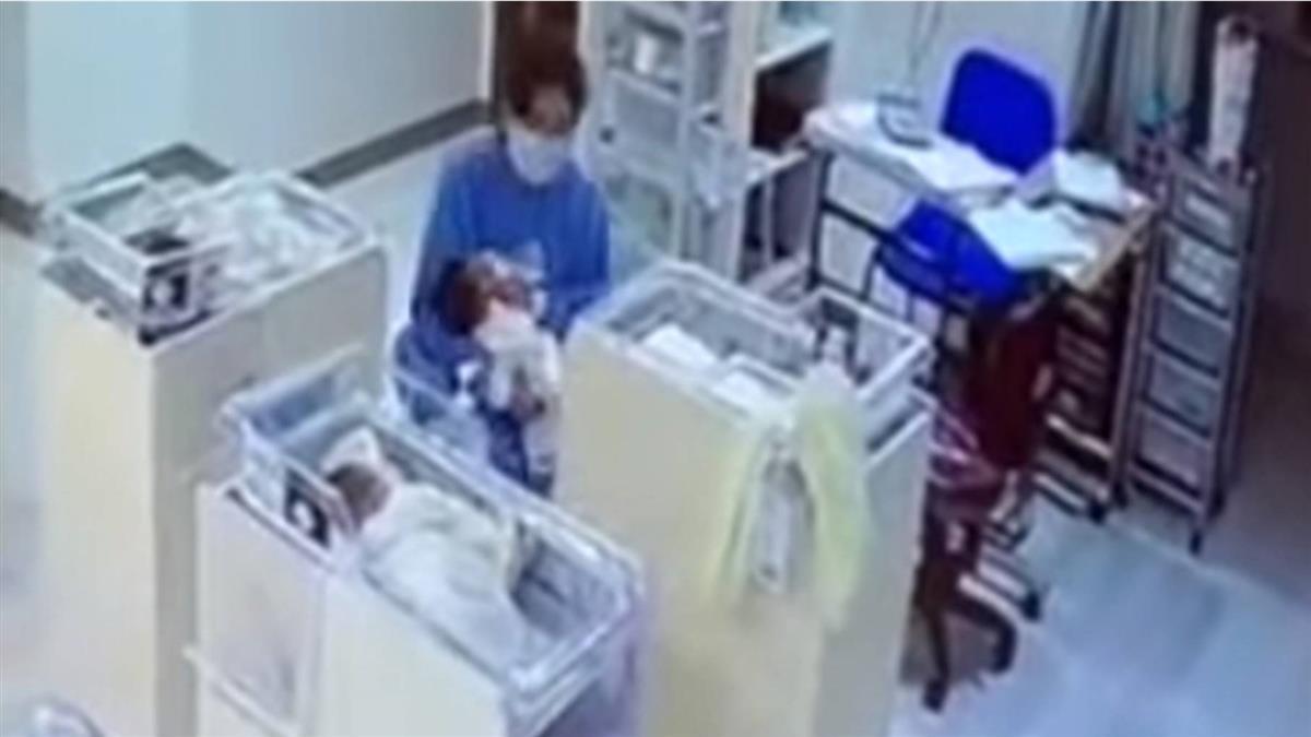 4月19日連兩震 月子中心護理師集中嬰兒肉身保護