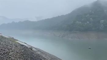 雨神同行! 4月27號全台水庫進帳62萬噸水