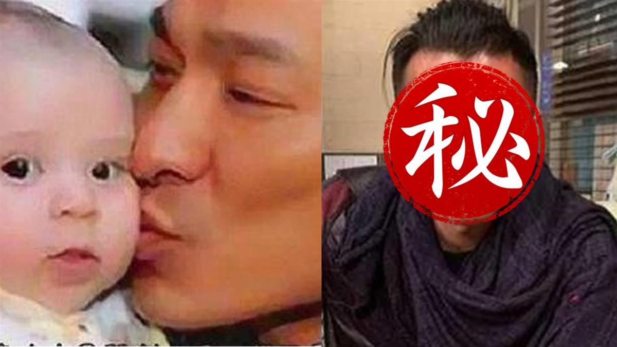 男嬰昔被劉德華親吻 長大竟成「國際巨星」