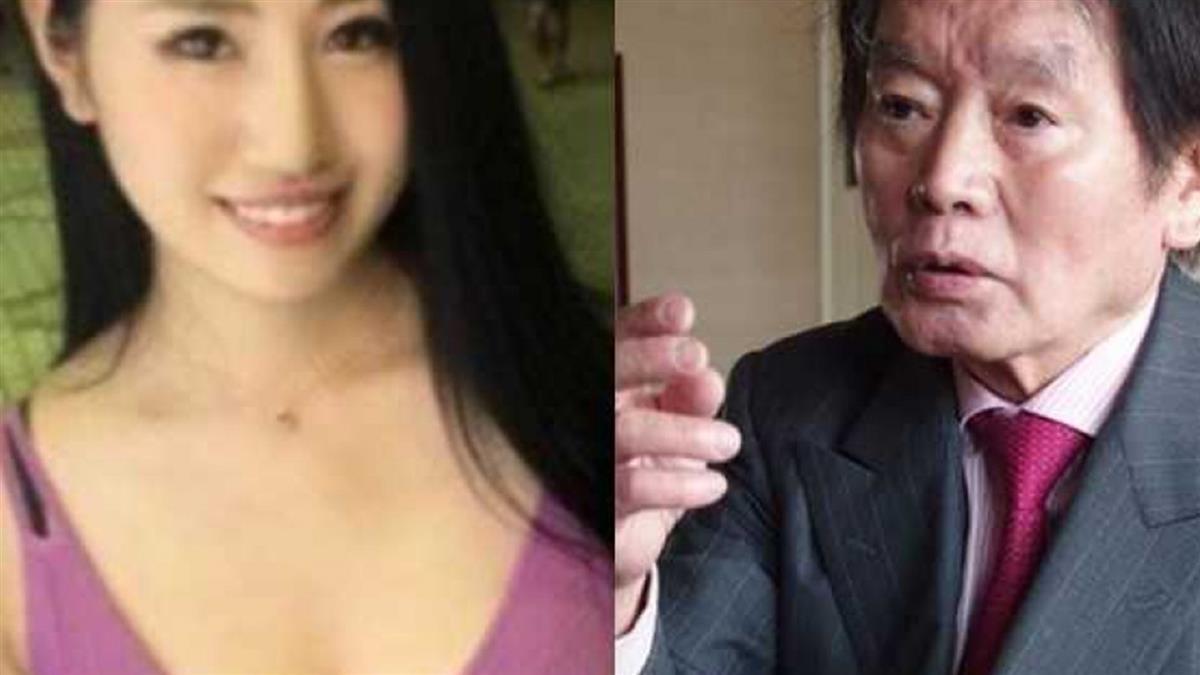 77歲富豪尪突暴斃!女優守喪露「詭異微笑」 31秒畫面曝
