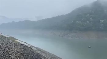 水庫2天進帳破千萬噸水 水利署:解除旱象要多再下