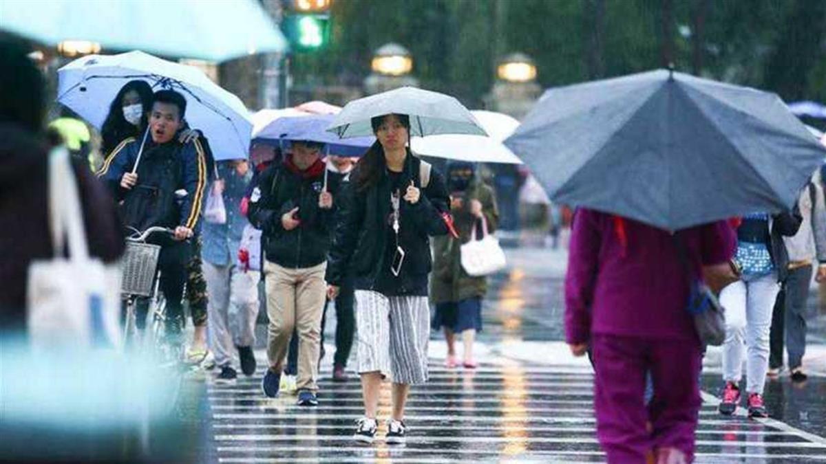 春雨高峰來了!3地區水庫可望進帳 「梅雨季首道鋒面」時間點曝
