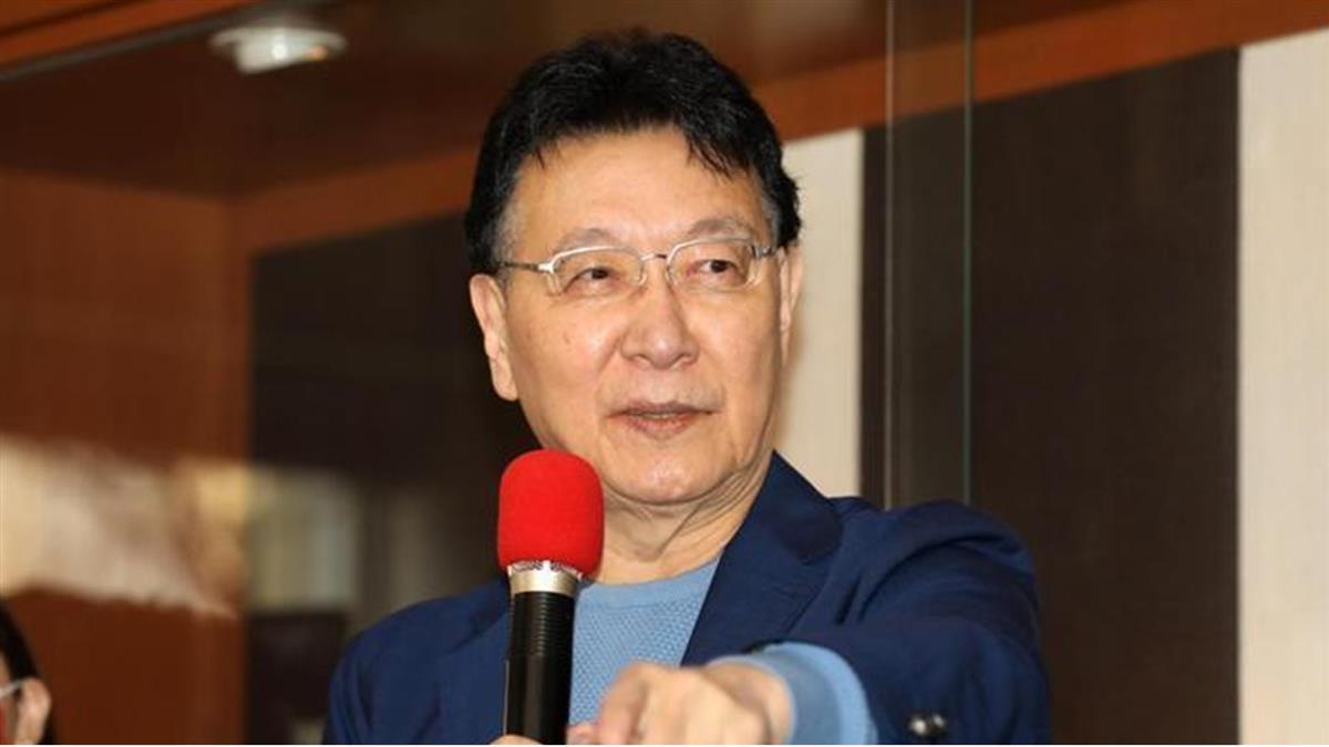 趙少康預告今夜合體「ㄏㄢˊ」先生 揭退選國民黨主席內幕