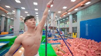 體操「台灣隊長」徐秉謙!谷底反攻東京奧運殿堂