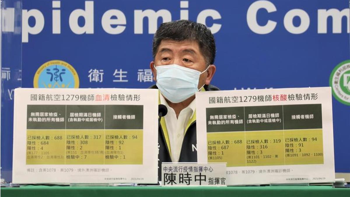 諾富特主管重症躺ICU 陳時中曝可能感染源頭