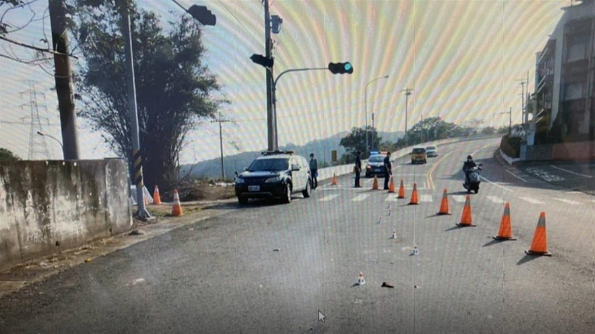 女高中生過馬路被撞死 公車司機無奈:當下只有2選擇
