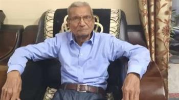 85歲印度翁確診3天後亡 死前讓病床給年輕人:他們的命更重要