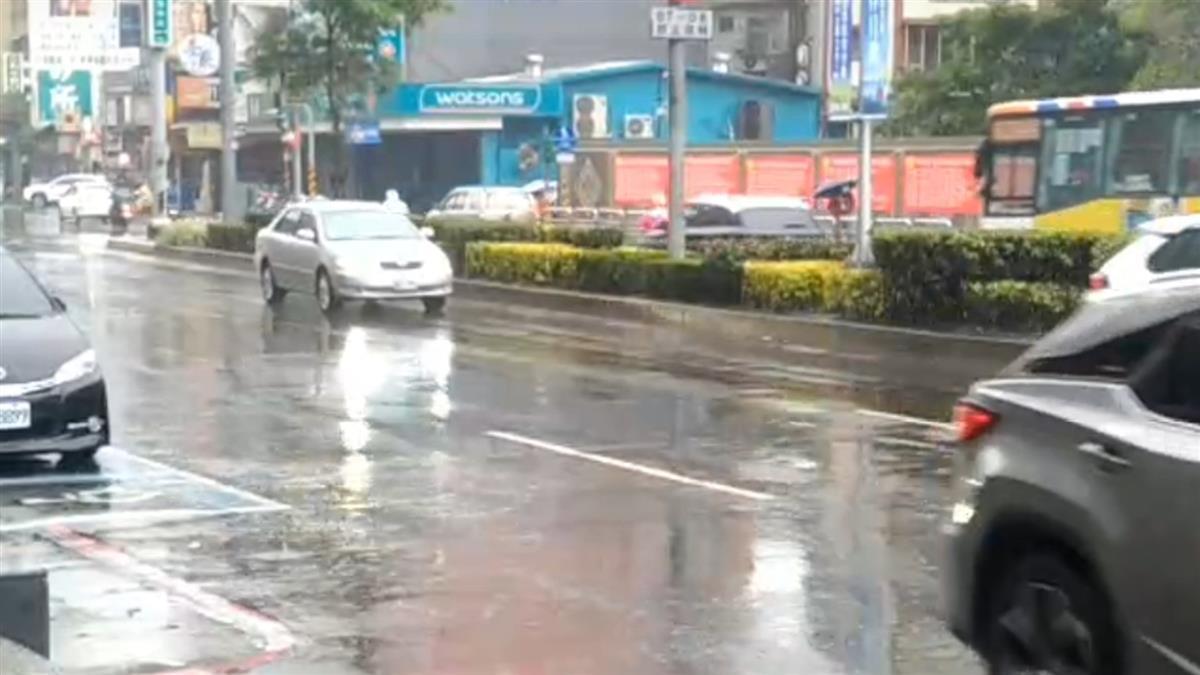 雷雨彈來了!氣象局曝「梅雨季預測」 大規模降雨時間曝