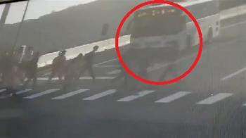 女學霸遭公車2次輾壓慘死 乘客還原真相:有長按喇叭