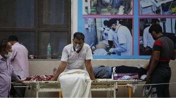 快訊/首位台幹在印度染疫身亡 遺體火化後將送回台
