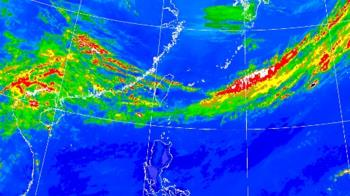 易致災梅雨季要來了!2波鋒面接力報到 全台降雨熱區出爐