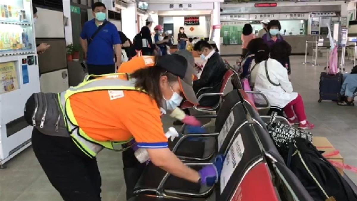 諾富特染疫員工曾搭火車到宜蘭 衛生局證實了