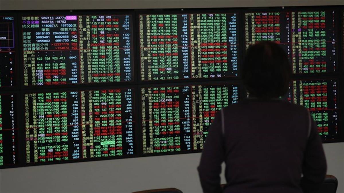 台積電跌破600元 台股挫百餘點失守17500點