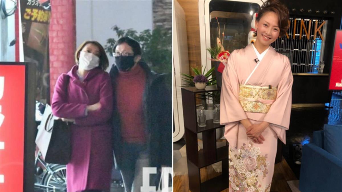 女主播「雙重不倫」電視台社長 神隱2月悄悄回鍋