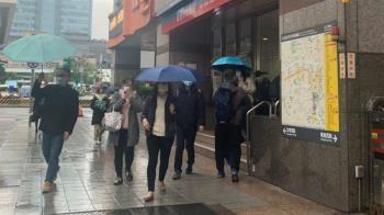 梅雨首波鋒面明快閃通過 這天又變天2雨區曝光