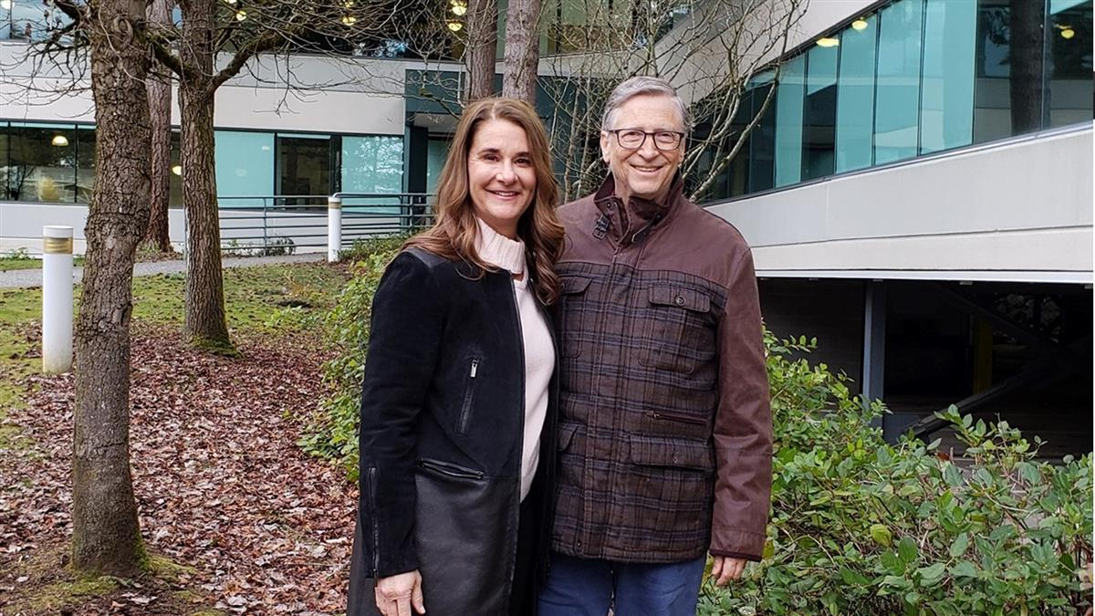震撼彈!比爾蓋茲27年婚姻結束 3.6兆財產可能對分