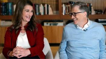 比爾蓋茲結束27年婚姻 :不能再以夫妻身分成長