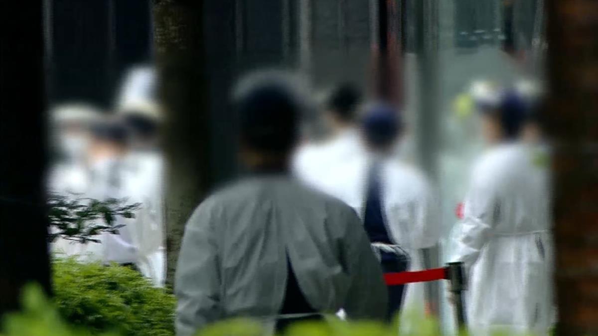 足跡重疊確診者!台北男PO「恐怖採檢」 反遭網轟爆