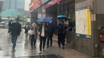 快訊/對流雲系旺盛!台東發布大雨特報 梅雨鋒面要來了