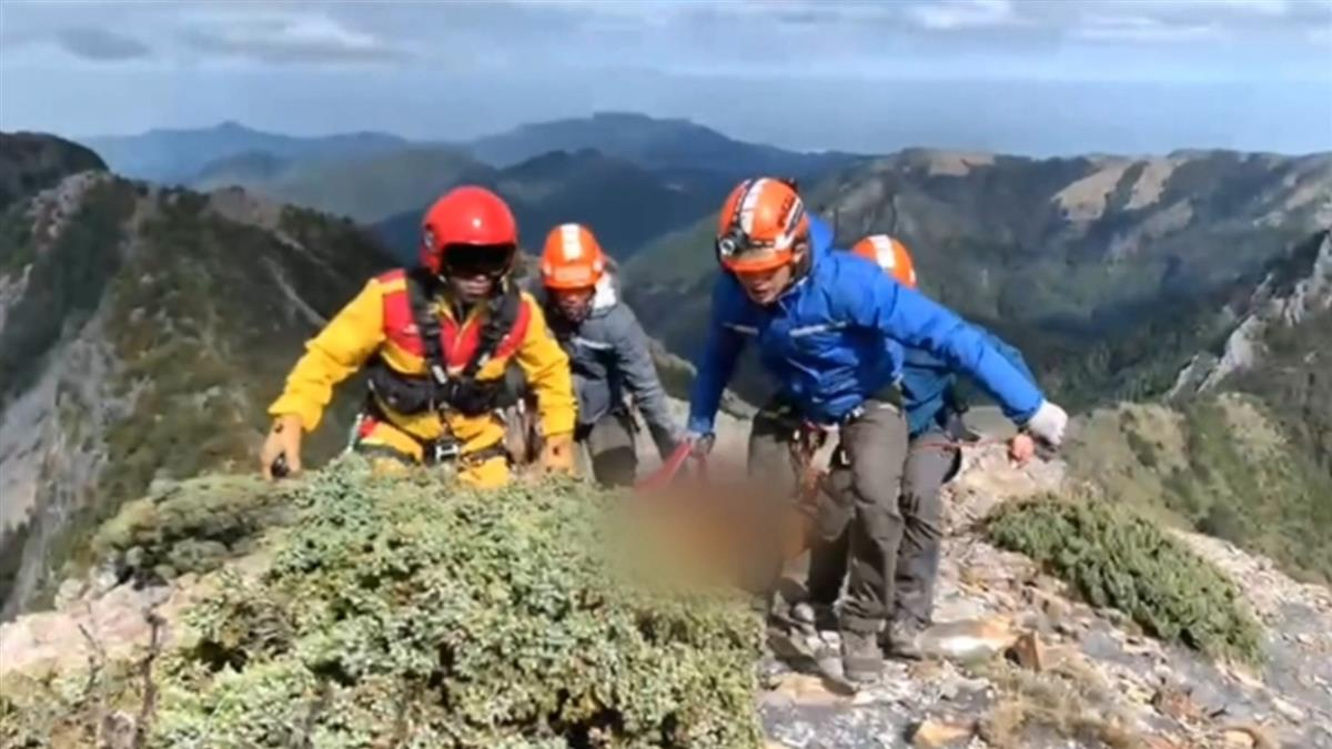 挑戰「武陵四秀」不慎墜2百米深山谷 男獲救身亡