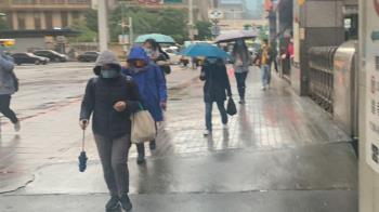 雨彈又開炸!3縣市大雨特報 一圖秒懂降雨熱區