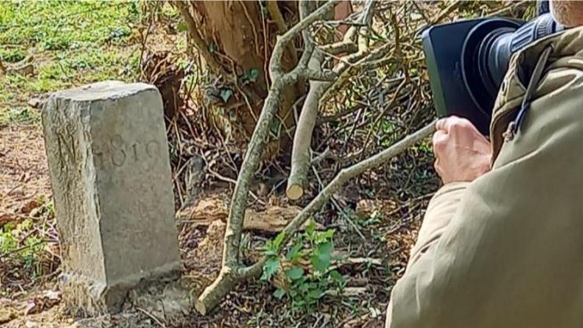 扯!比利時農夫搬石碑 法國領土竟縮2公尺