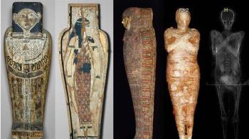 考古大發現:波蘭科學家揭秘全球首次發現的孕婦木乃伊