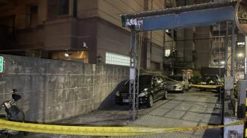 快訊/北市停車場柵欄突掉下 1男遭重壓慘死