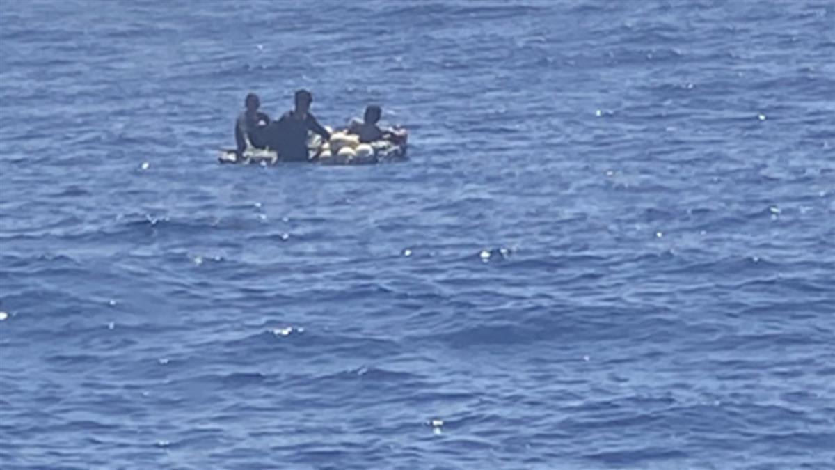 快訊/「漁順昇168號」鵝鑾鼻觸礁 3獲救1台籍船員失蹤