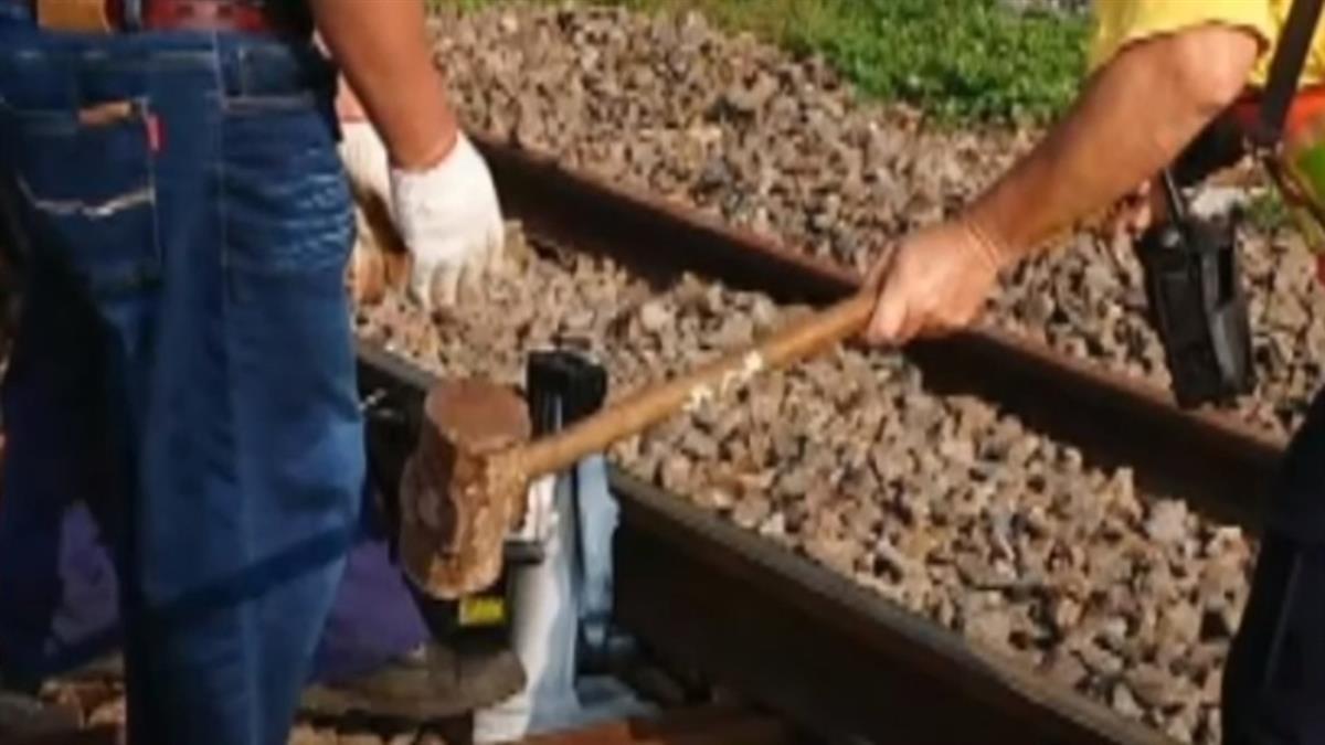 太熱!南部高溫恐破36度 台鐵軌道熱到變形