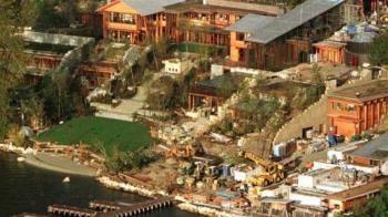 比爾蓋茲34億豪宅曝光!擁碼頭遊艇 收藏8億「達文西手稿」