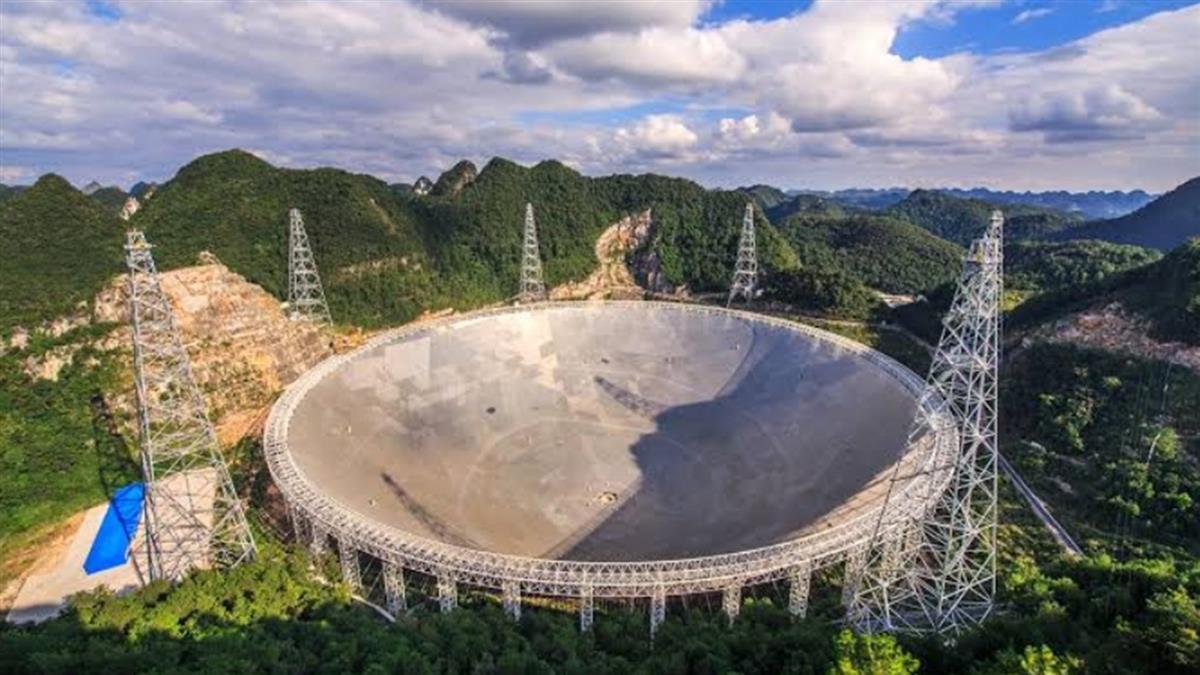 不顧霍金警告「外星人掠奪地球」 陸啟動天眼驚人發現