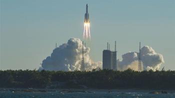 陸發射長征五號火箭 重返大氣層殘骸恐導向這裡