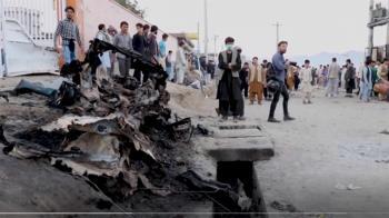 阿富汗一所高中遭汽車炸彈攻擊 已55死逾150傷