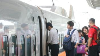 疏運母親節收假人潮 高鐵加開2班北上自由座列車