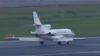 2駐印染疫官員啟動保險 搭「達索獵鷹50」專機返台