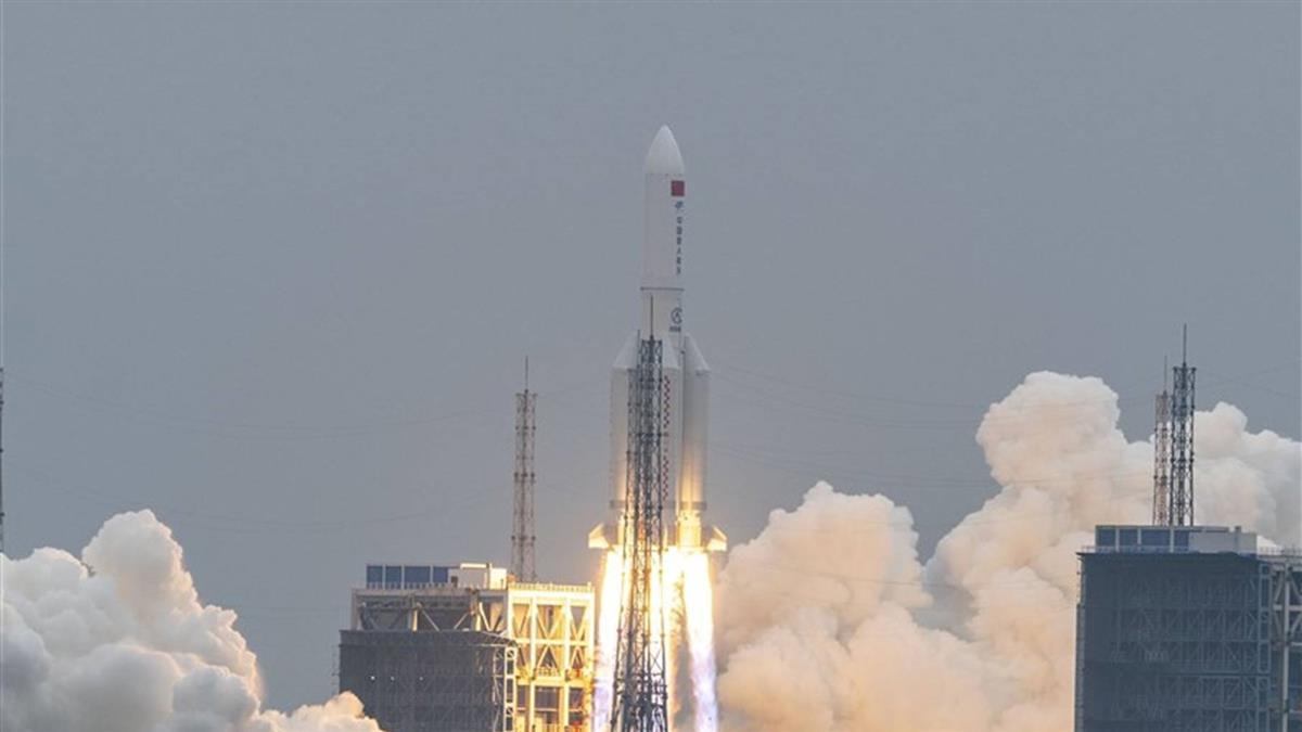 長征五號火箭殘骸已入大氣層 10時24分墜落印度洋