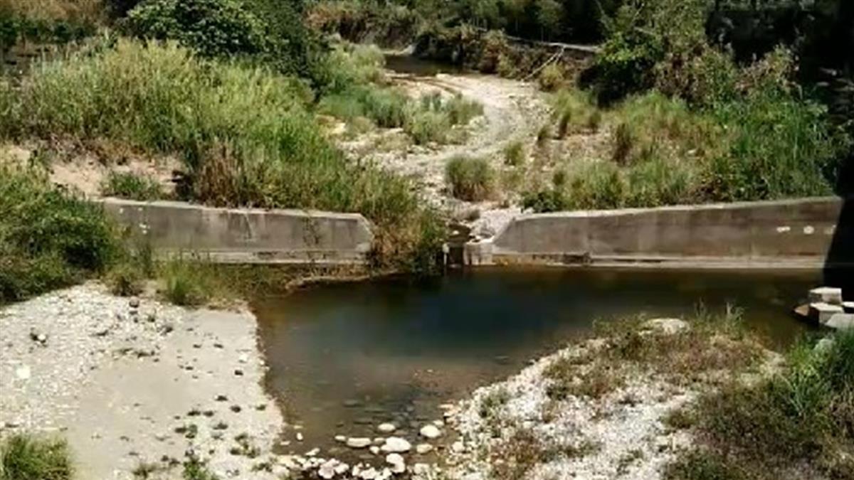更新/台中7歲童跌入溪中 爸好友跳水救人雙雙沒生跡搶救中