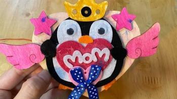 天兵女兒送「母親節禮物」 媽媽傻眼:多一個兒子