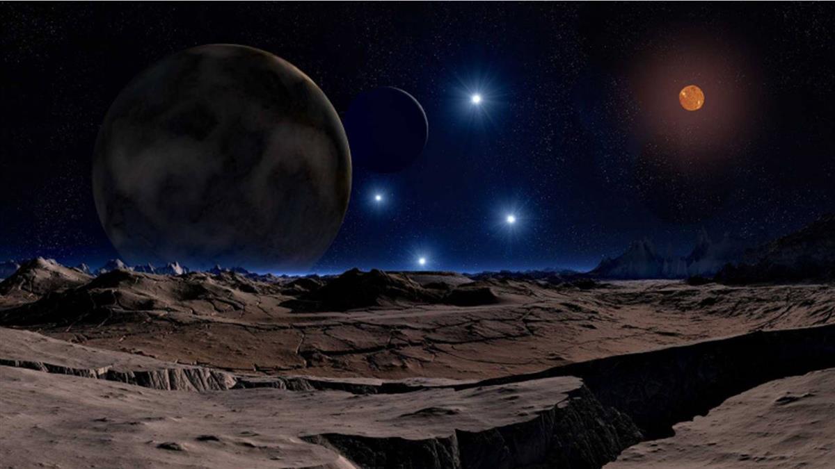 九大行星氣候大不同 海王星下的雨竟是「鑽石」