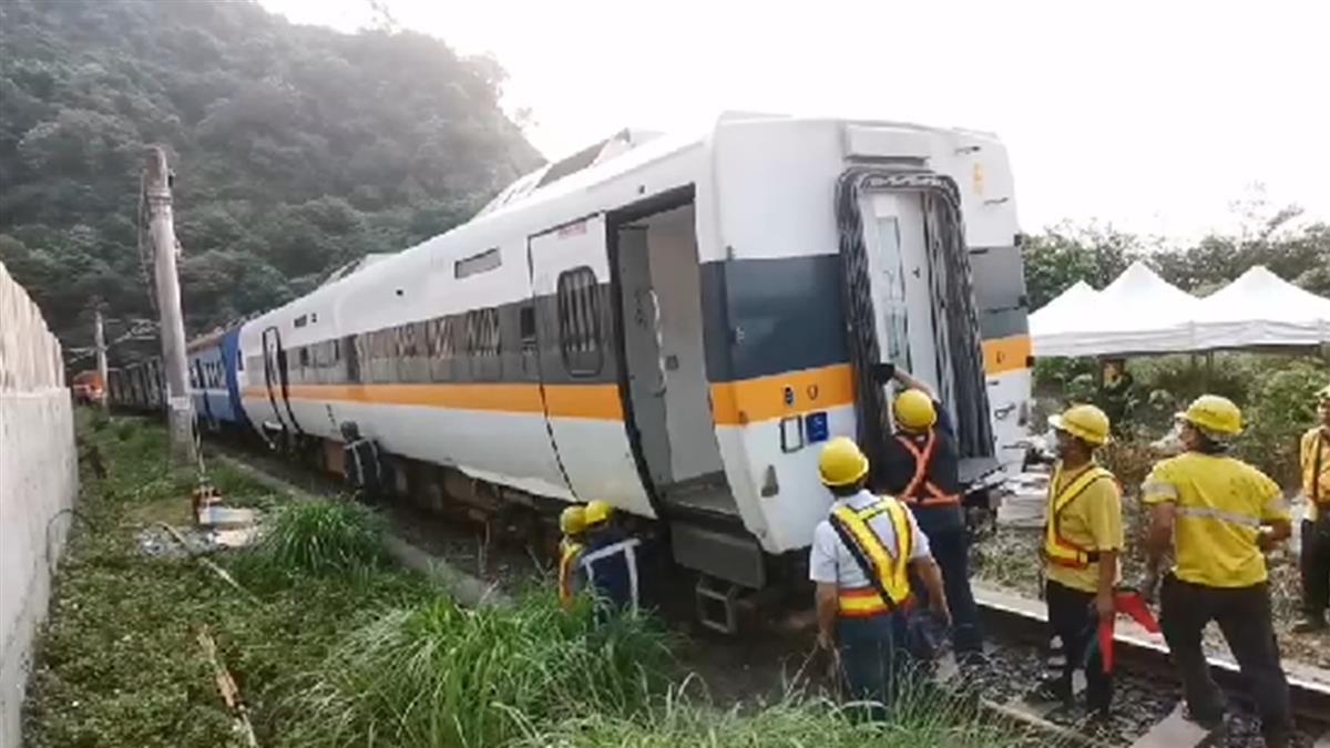 太魯閣號事故 台鐵已發罹難者慰問金及補償金