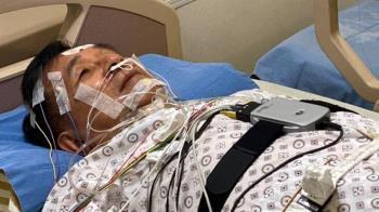 一晚呼吸中止37次 陳水扁「電線人」近況曝光