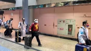 快訊/印度旅客返台!驚傳3人有症狀 下機秒被帶走